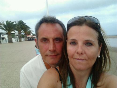 Maria Jose y Jose Miguel