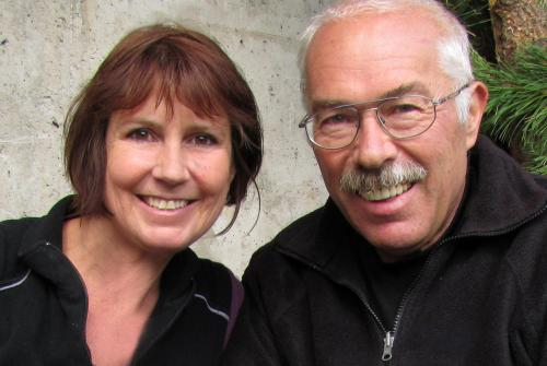 Petra und Richard Breuker