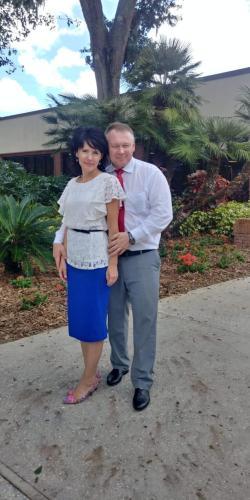 Dmitry and Yulia Vostrikov