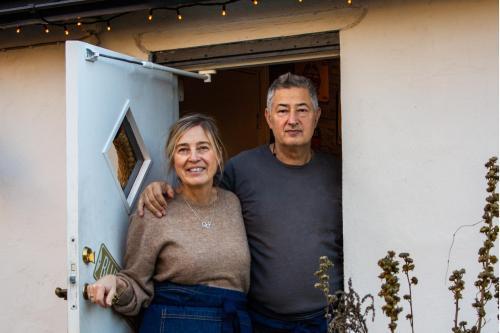 Inger & Mehdi