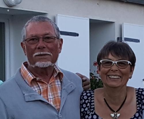 Francoise et Bernard