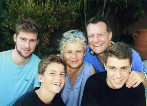 Stefan, Ivo, Jan, Doris, Marc