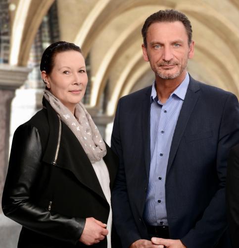 Dagmar und Matthias