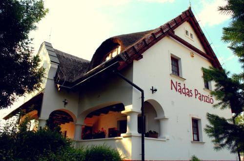 Nádas Panzió és Pihenőpark főépület