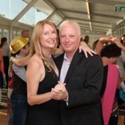 Ingrid and Richard