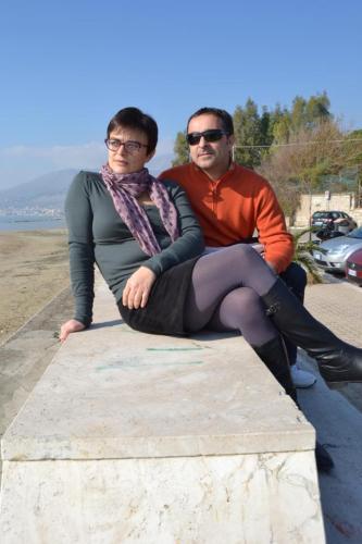 Silvia e Luciano