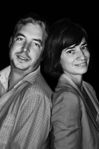 Stéphanie et Mathieu