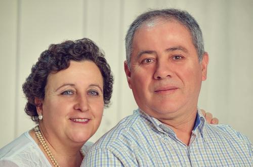 Luis y Teresa