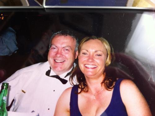 Liam and Fiona Travers
