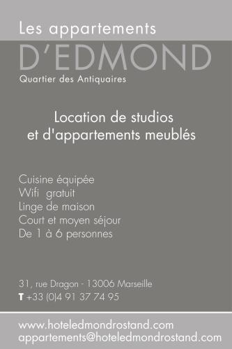 Les Appartements d'Edmond