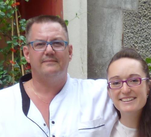 Sonia et Sylvain
