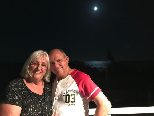 Doug and Christine Callander