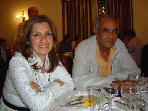 Cristina e Eduardo Horta