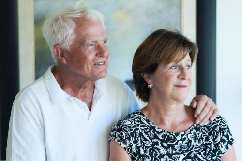 Sally and Chris