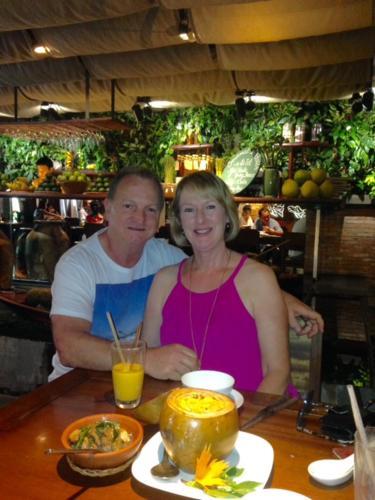 Barry & Linda