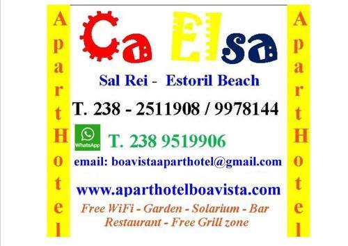 Apart-Hotel Ca Elsa