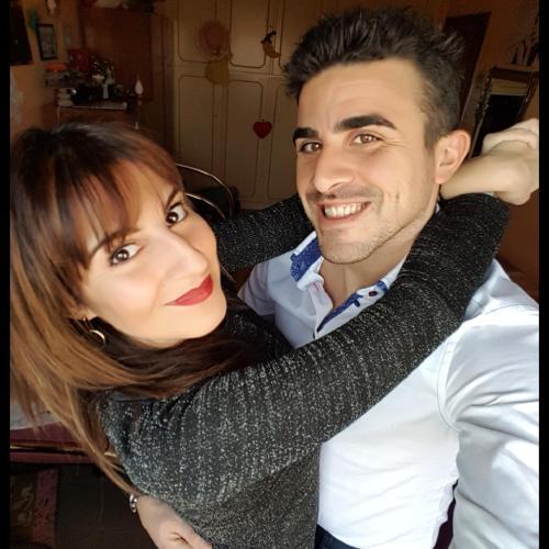 I proprietari  Giulia e Roberto