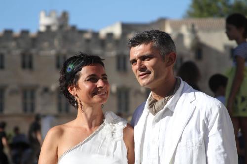 Tatiana et Jean Philippe Coste