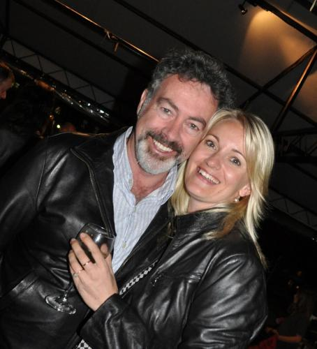 Stephen & Georgina Connell