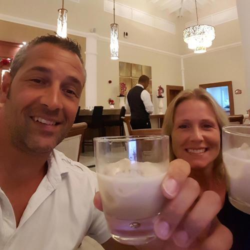 Anne & Olivier