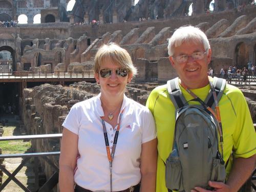 Annette Glover & Bill Duncan
