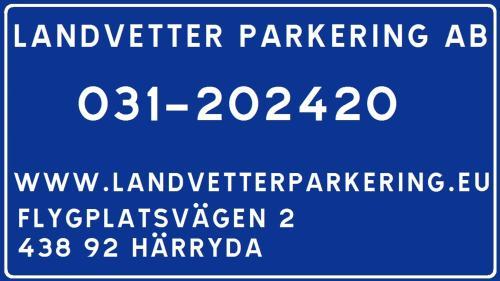 Landvetter Parkering