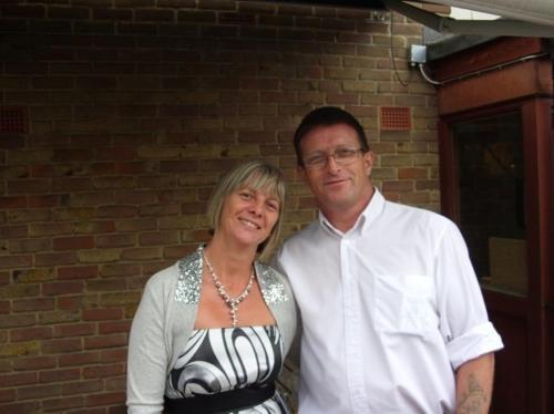Michael and Tina