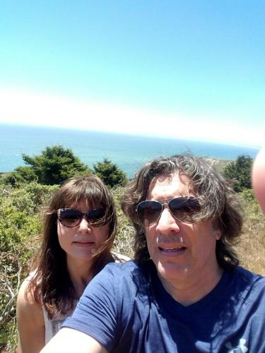 Joanna and Mitch