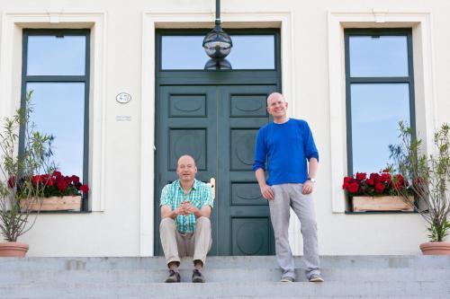 Lennard and Jeroen