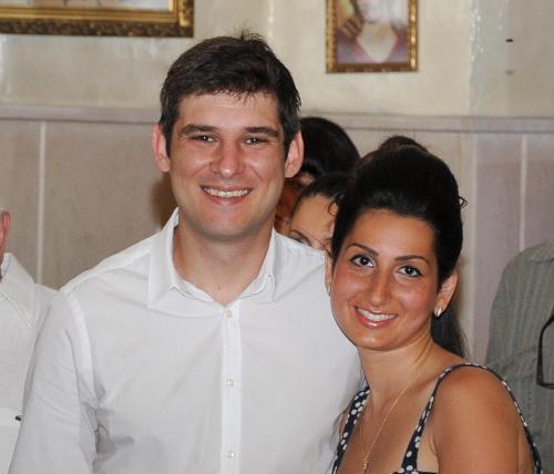 Ani and Atanas Kolegovi