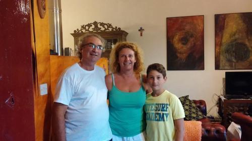 Vince, Tanja and Cyriel Buttigieg - Van Poucke{