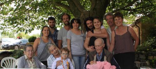 famille Queirel - michel