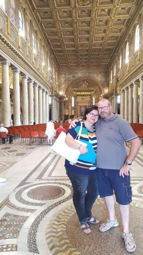 Maria Grazia e Francesco