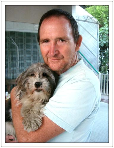 Jeff Parry & Baby Miss Fifi