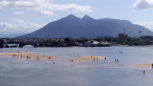 Vista do rio São João