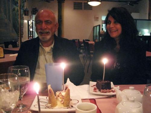 Naz & Zak Rahman