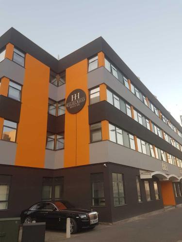 Showcase Apartments- Highcross House