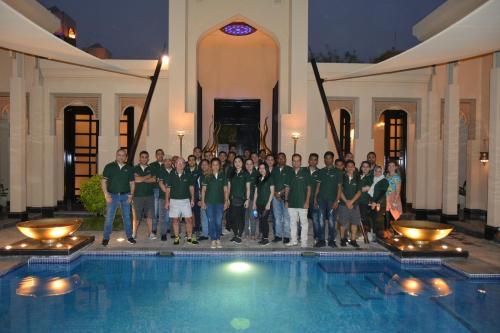 Fraser Suites Seef Bahrain Team
