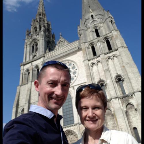 Caroline et Franck