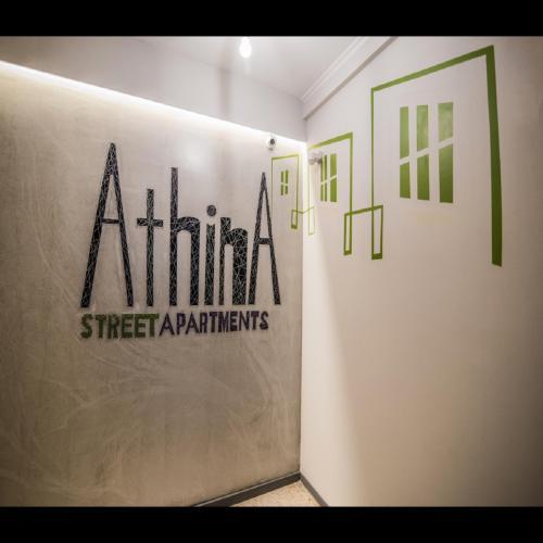 AthinA STREETAPARTMENTS