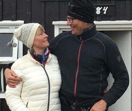 Yvonne and Magnus Liljeroos