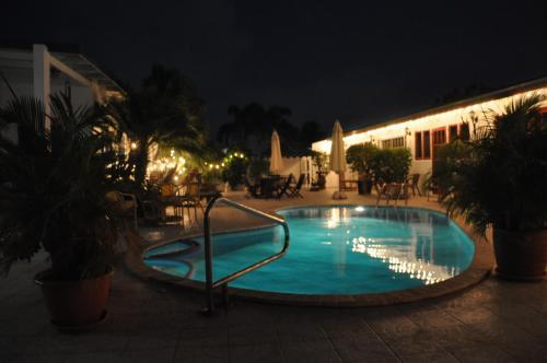 Aruba Harmony Apartments & Spa