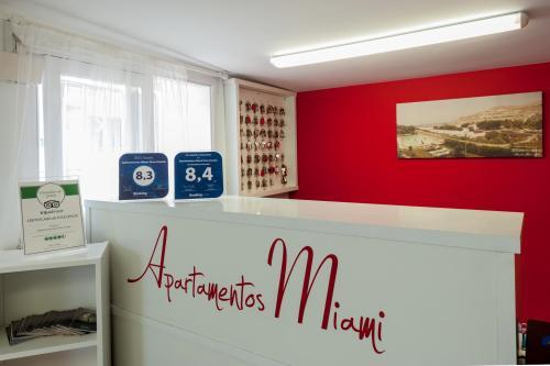 Apartamentos Miami
