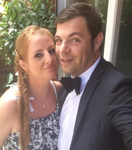 Marielle et Hervé