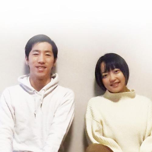 Taka & Megu