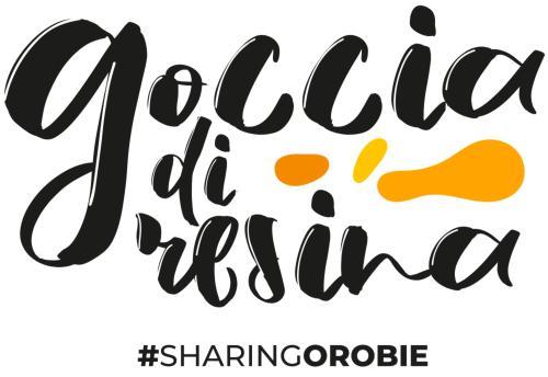 Goccia di Resina #SharingOrobie