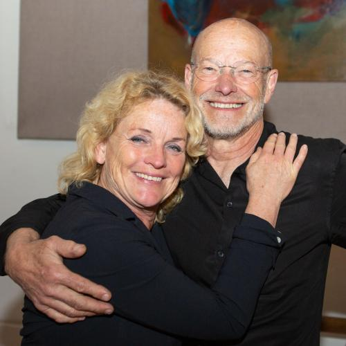Judith en Willem