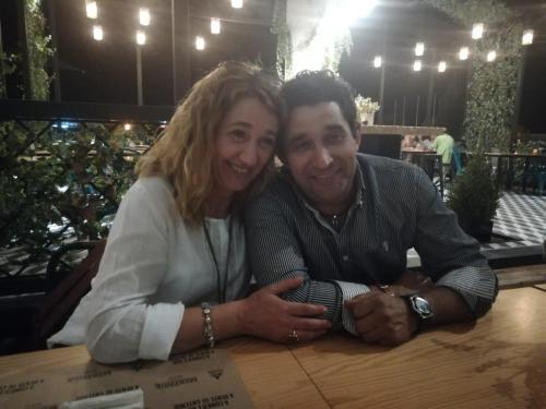 Mª Mar y Luis