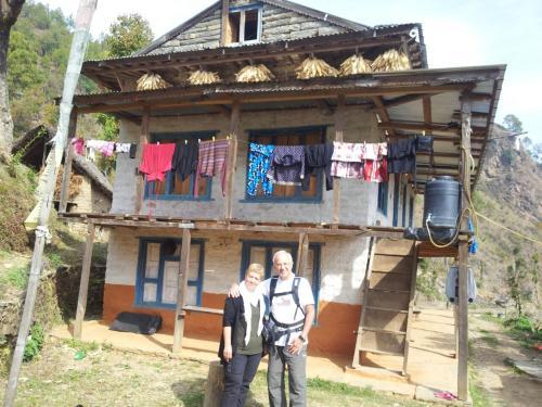 אלי ואבי שי במסע לנפאל וטיבט