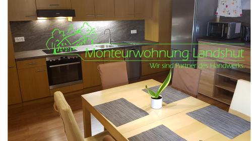 Monteurwohnung Landshut